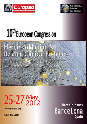 Europad 10th International Conference - Heroin Addiction and Related Clinical Problems