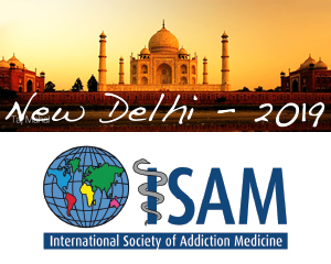 ISAM 2019 - XXI Meeting of the International Society of Addiction Medicine