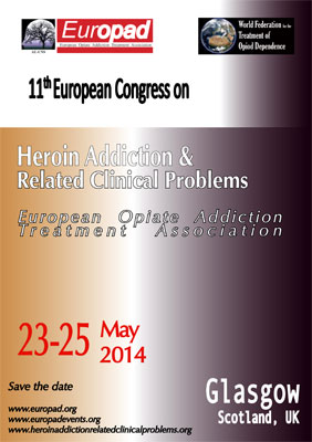 11th European Congress on Heroin Addiction & Related Clinical Problems